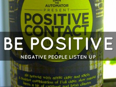How to work with the negative person at the office