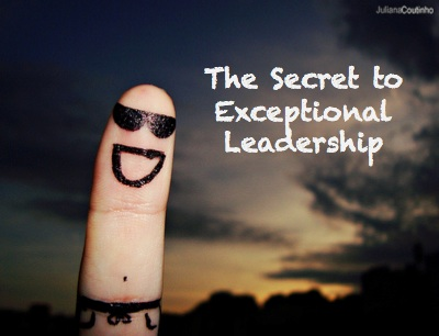 Exceptional Personal Leadership