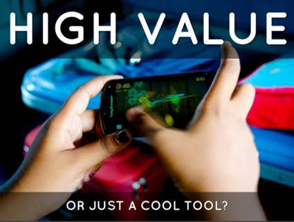 Leadership and Technology Adoption: High Value or Cool Tool