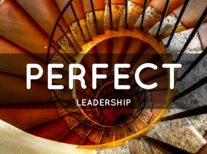 Great Leaders Don't Demand Perfection