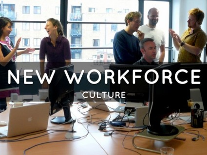 fostering culture in the new workforce