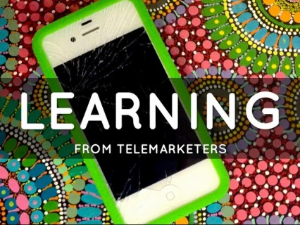 leadership learning from telemarketer best practices