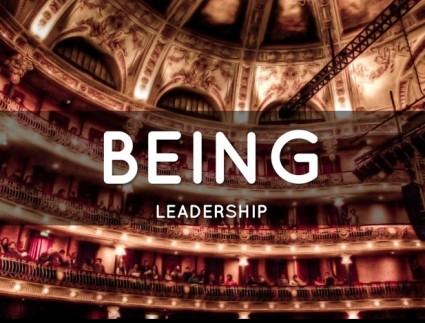 Acting and leadership are about connection, authenticity and responsiveness