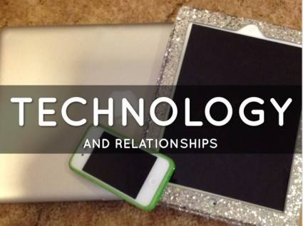 Technology should not replace our need for human connection but facilitate relationships