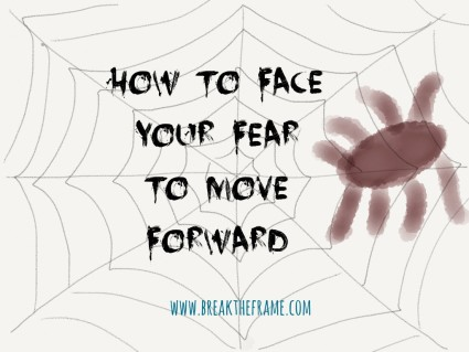 How to Move Forward Even When Paralyzed by Fear