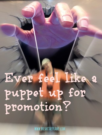 Is your promotion a cause for celebration?