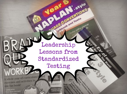 Standardized testing tips for students and leaders