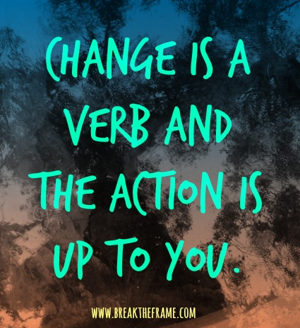 Action change quotes