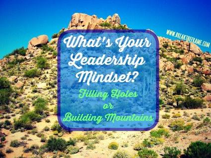 Does your leadership mindset inspire greatness?