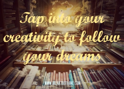 learn to unleash your creativity through intentional action