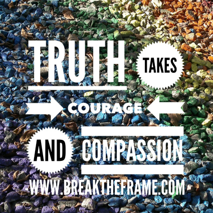 truth takes courage