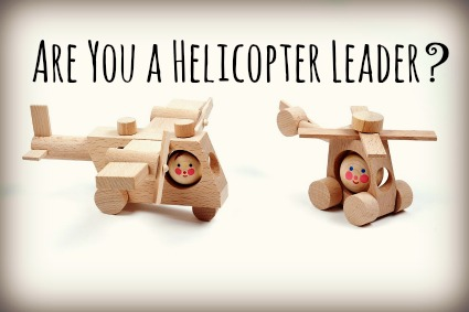 helicopter leader