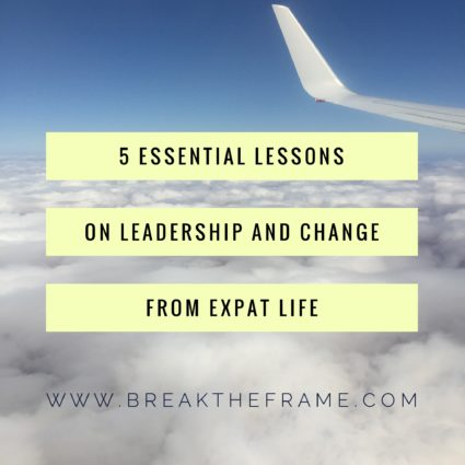essential lessons from expat life