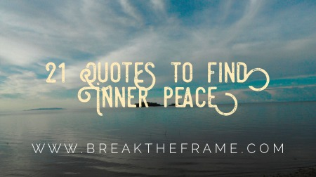 49f83898ab2 21 Quotes to Find Inner Peace and Ditch Stress this Holiday Season ...